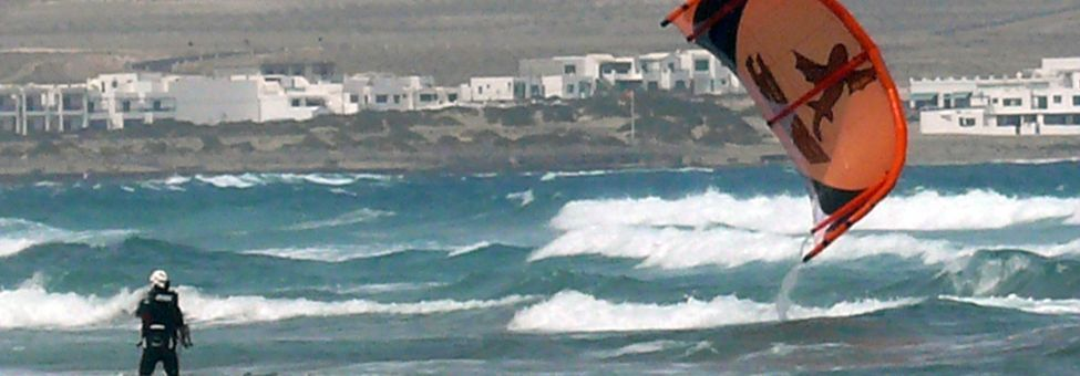 KITE CAMP A LANZAROTE