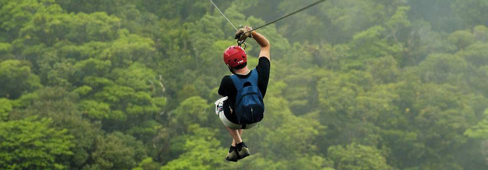 CANOPY TOUR E QUAD IN COSTA RICA