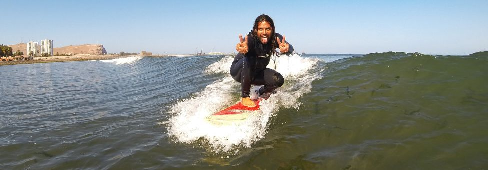 SURF SCHOOL IN ARICA