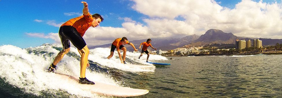 SURF SCHOOL A TENERIFE