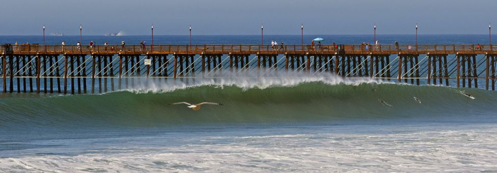 IL SURF IN SOUTH CALIFORNIA