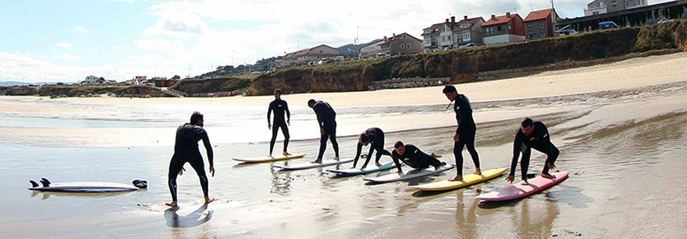 SURF SCHOOL IN GALIZIA