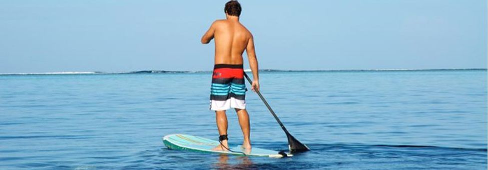 STAND UP PADDLE & KAYAKS IN FIJI