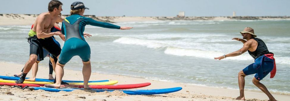 SURF SCHOOL IN DAKHLA RETREAT