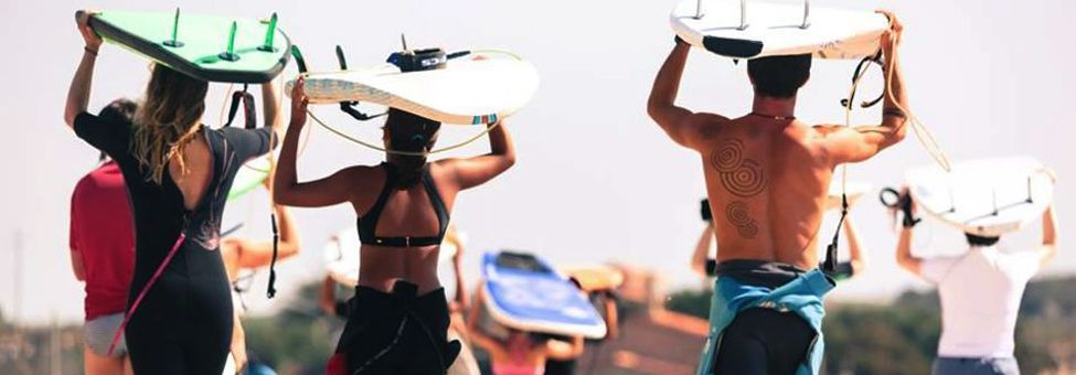 SURF SCHOOL A CAPO MANNU