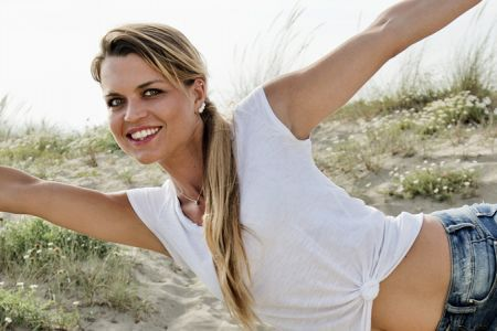 Surf & Yoga cnn Denise Dellagiacoma Capo Mannu
