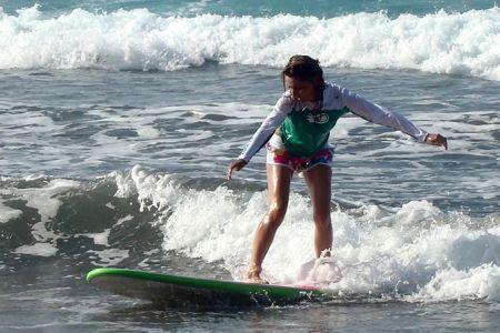 LANZAROTE SOLO CORSO SURF