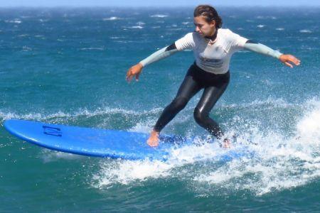 offerta LANZAROTE SURF CAMP INTERMEDI