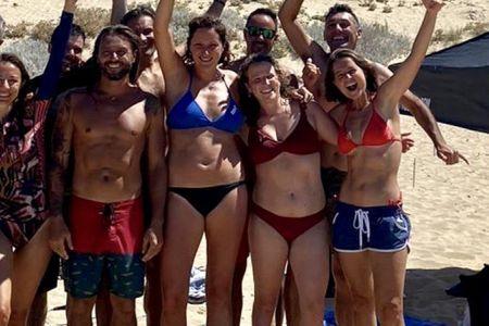 BUGGERRU SURF CAMP PACK PARTENZA DI GRUPPO