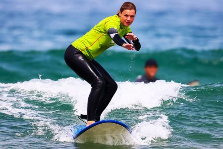 SANTANDER WELLNESS & SURF RETREAT WITH LUCILE WOODWARD