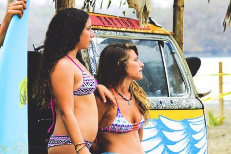 PANAMA PLAYA VENAO SURF PACK