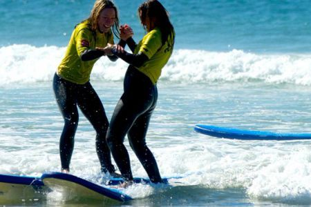 BALEAL GIRLS ONLY SURFCAMP