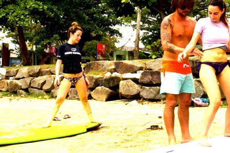 Mirissa Surf Camp di Gruppo