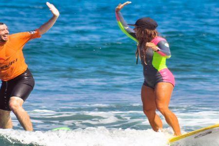 TENERIFE SOLO CORSO SURF
