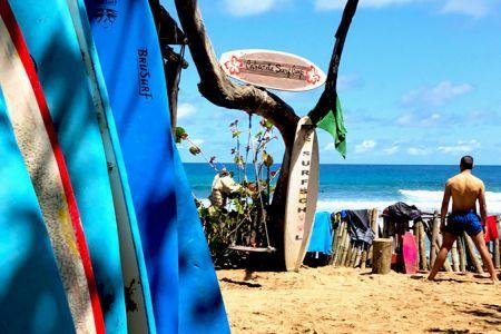 Cabarete Surf Camp Partenza di Gruppo con Lorenzo Castagna