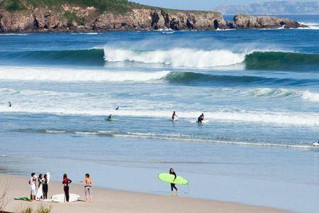 GALIZIA SURF CAMP PACK