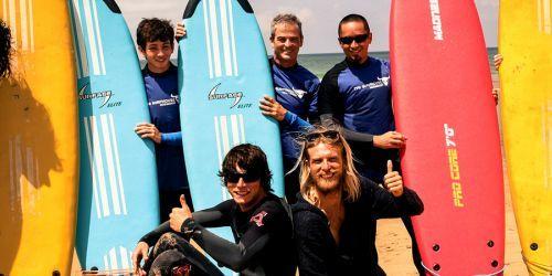 SURF SCHOOL A HOSSEGOR