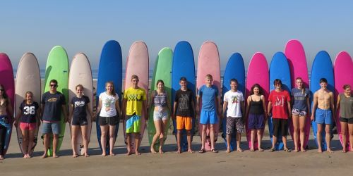 PORTO CITTA' SURF CAMP IN OSTELLO