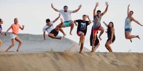 escursione dune maspalomas