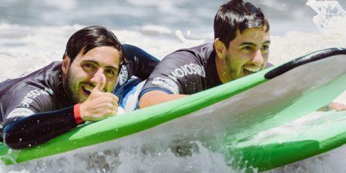 Surf school Las Palmas