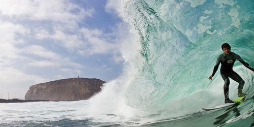 IL SURF IN ARICA