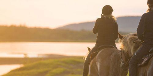 Ecuador Horse Riding alle cascate di Alex