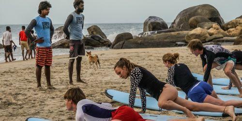 Arugam Bay Surf Hotel Surf Camp
