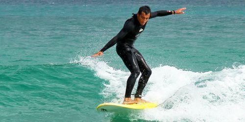 GALIZIA SOLO CORSO SURF PACK
