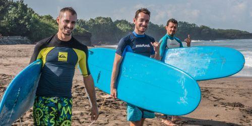 Bali Gili Lombok Surf Trip Agosto