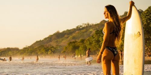 SANTA TERESA SURF CAMP PACK