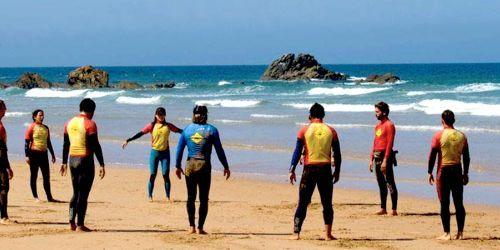 ALGARVE SOLO CORSO SURF