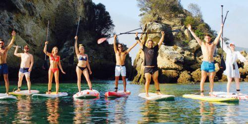 Stand Up Paddle & Kayak Lisbona