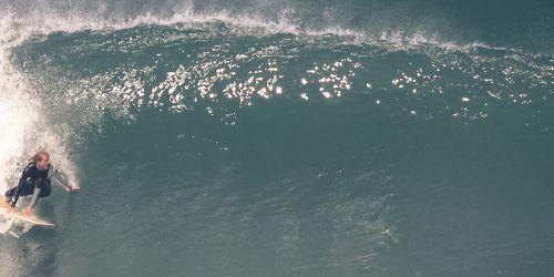 IL SURF NELLE LANDE FRANCESI