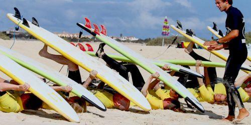SURF SCHOOL A FUERTEVENTURA