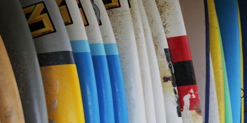 SURF SCHOOL A PLAYA VENAO PANAMA
