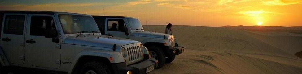 Baja California Surf Trip in jeep Viaggio di gruppo