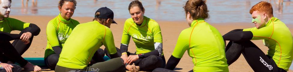 DAKHLA WELLNESS & SURF RETREAT WITH LUCILE WOODWARD